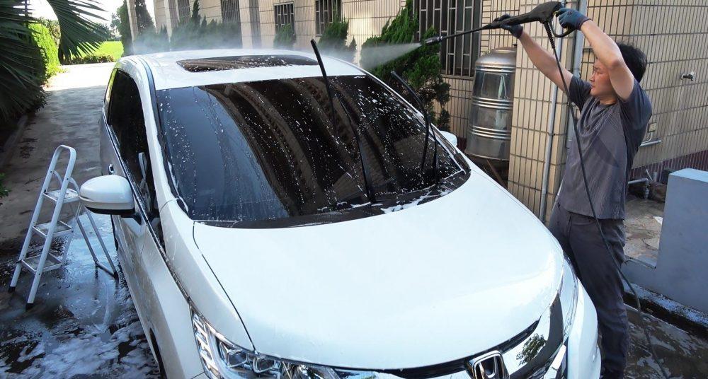 自助洗車 洗車