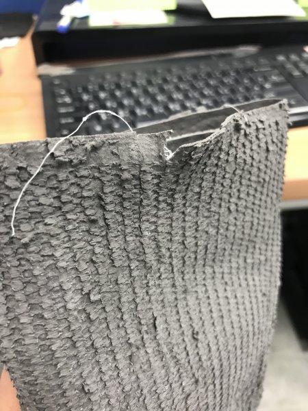 Auto Care 魔吸の巾 硬塊狀裂開