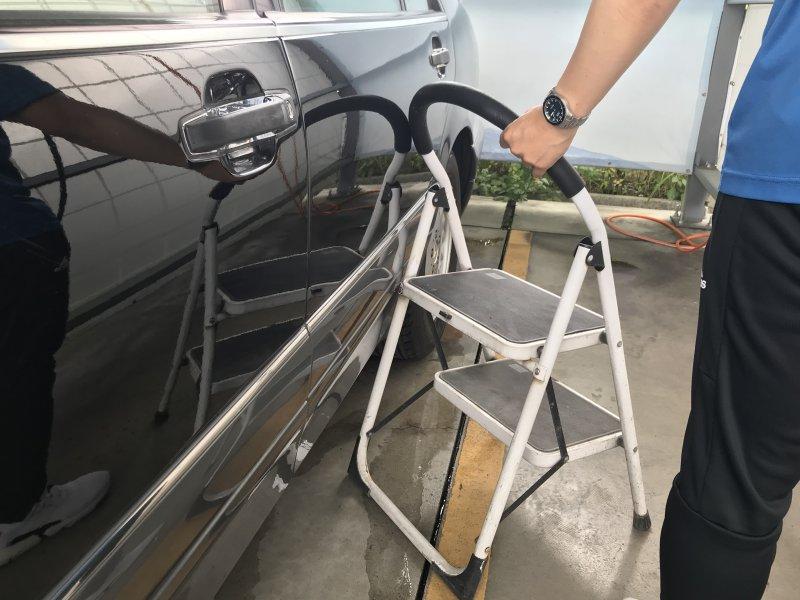 洗車NG行為