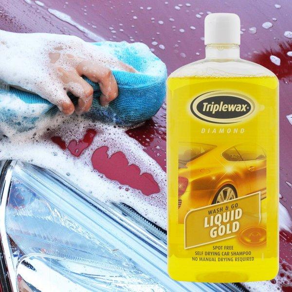 Triplewax液態黃金洗車精
