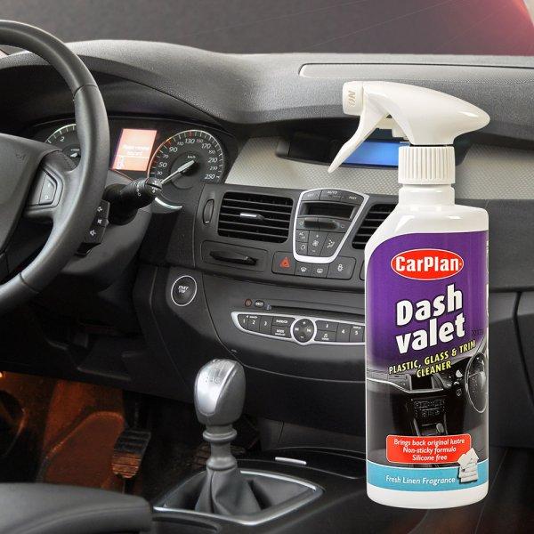 CarPlan卡派爾 內飾儀表板清潔劑