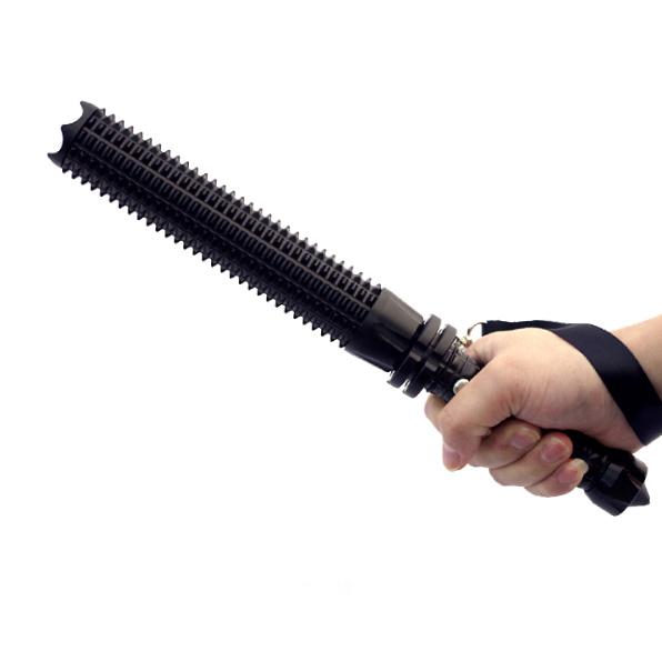 狼牙棒安全防衛型強光手電筒