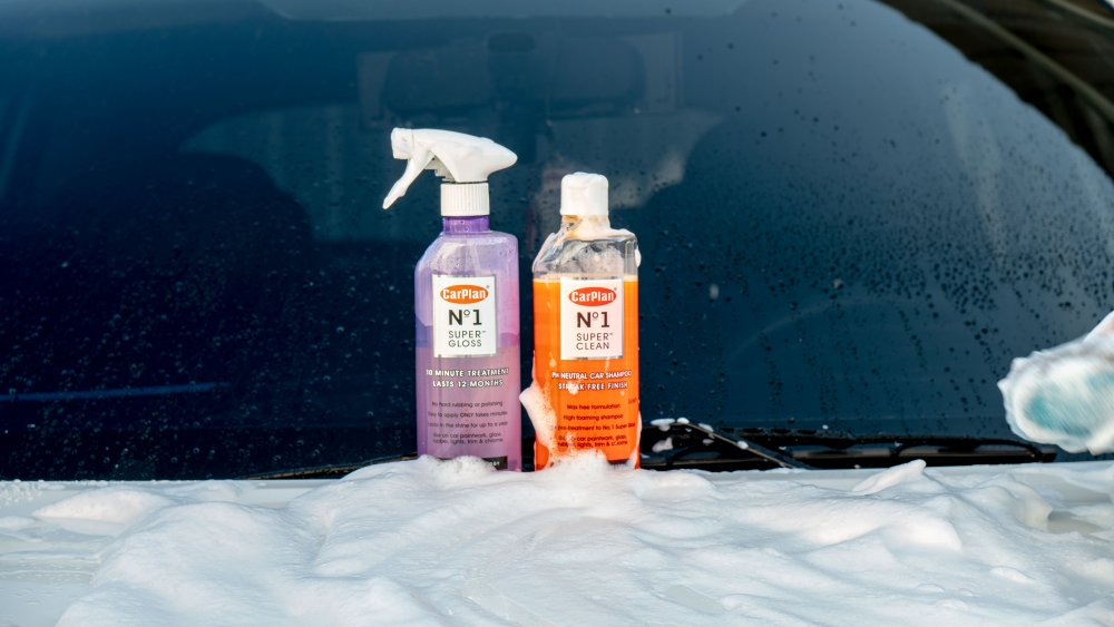 炫幻光澤鍍膜劑、 炫幻光鍍膜洗車精