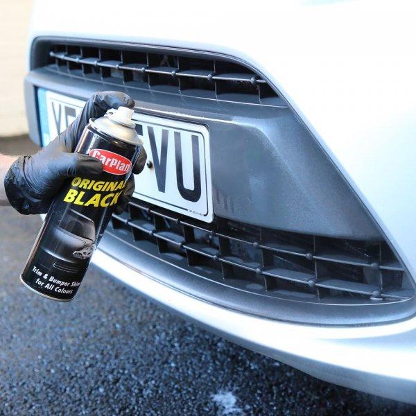 CarPlan卡派爾 保桿/飾條亮光保護劑
