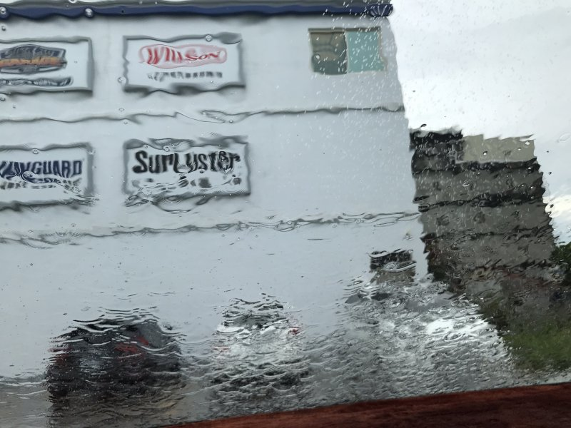 親水 前擋玻璃