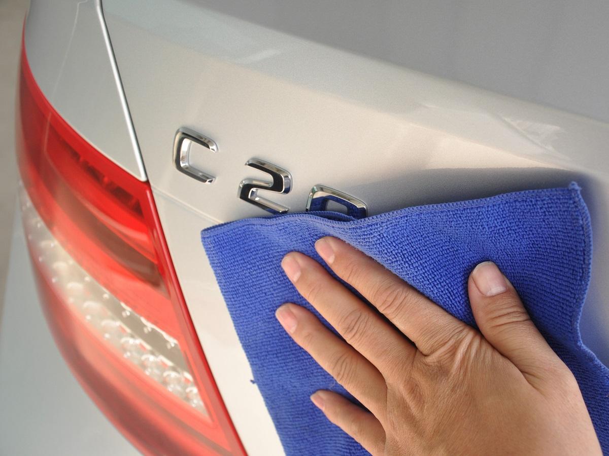 AutoCare超細纖維布