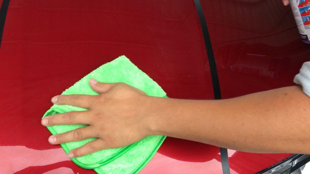 AutoCare 超細纖維毛巾